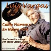 Cante Flamenco En Nueva York (Live) by Luis Vargas