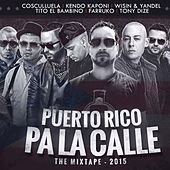 Puerto rico pa la calle: The mixtape 2015 by Various Artists