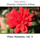 Charles-Valentin Alkan: Piano Moments, Vol. 9 by James Wright Webber