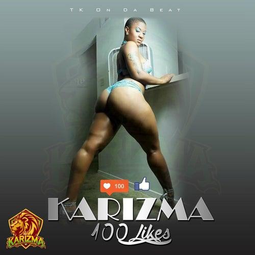 100 Likes by Karizma