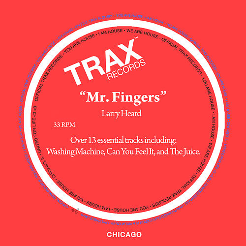 Mr. Fingers by Larry Heard