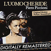 L'uomo che ride (Original Motion Picture Soundtrack) by Piero Piccioni