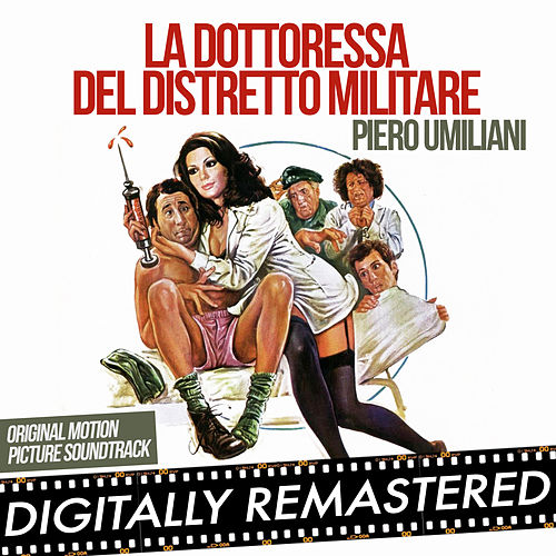 La dottoressa del distretto militare (Original Motion Picture Soundtrack) by Piero Umiliani