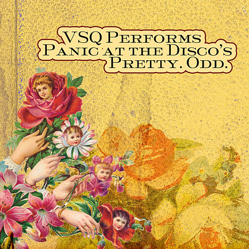 The String Tribute to Panic At the Disco's Pretty. Odd. by Vitamin String Quartet