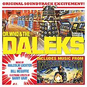 Dr. Who and the Daleks / Daleks Invasion Earth 2150 ad (Original Soundtrack) by Various Artists