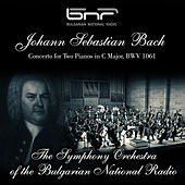 Johann Sebastian Bach: Concerto for Two Pianos in C Major, BWV 1061 by The Symphony Orchestra of the Bulgarian National Radio & Andrey Andreev