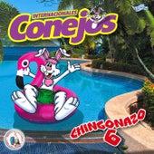 Chingonazo 6. Música de Guatemala para los Latinos by Internacionales Conejos