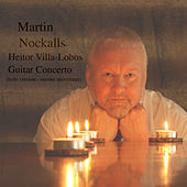 Guitar Concerto - second movement - solo version by Martin Nockalls