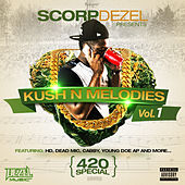 Kush n Melodies by Various Artists