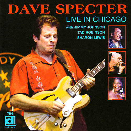 Live in Chicago by Dave Specter