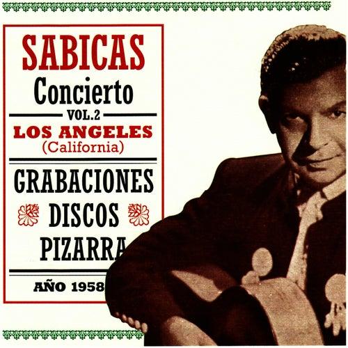 Concierto Vol. 2 - Los Angeles, California Año 1958 by Sabicas
