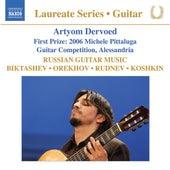 Guitar Recital: Dervoed, Artyom - BIKTASHEV / OREKHOV / RUDNEV / KOSHKIN (Russian Guitar Music) by Artyom Dervoed