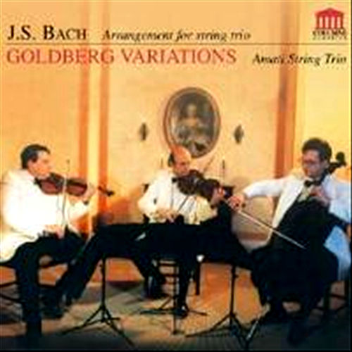 Bach: Goldberg Variations by Rotterdam Arts Music Recording