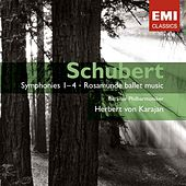 Schubert: Symphonies vol. I by Various Artists