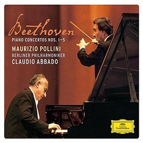 Beethoven: The Piano Concertos; Concerto for Piano, Violin & Cello op.56 by Various Artists