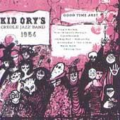 Kid Ory's Creole Jazz Band 1954 by Kid Ory