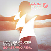 Something Real by Kav Verhouzer