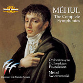 Méhul: The Complete Symphonies by Gulbenkian Orchestra