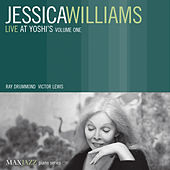 Live at Yoshi's, Vol. 1 by Jessica Williams