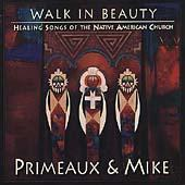 Walk In Beauty: Healing Songs Vol. 4 by Primeaux & Mike