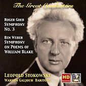 The Great Conductors: Leopold Stokowski Conducts Goeb & Weber (Remastered 2015) by Various Artists