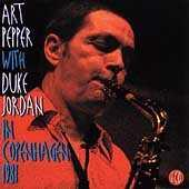 In Copenhagen, 1981 by Art Pepper