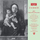 Bach, J.S.: Jesu, Priceless Treasure by Choir of King's College, Cambridge