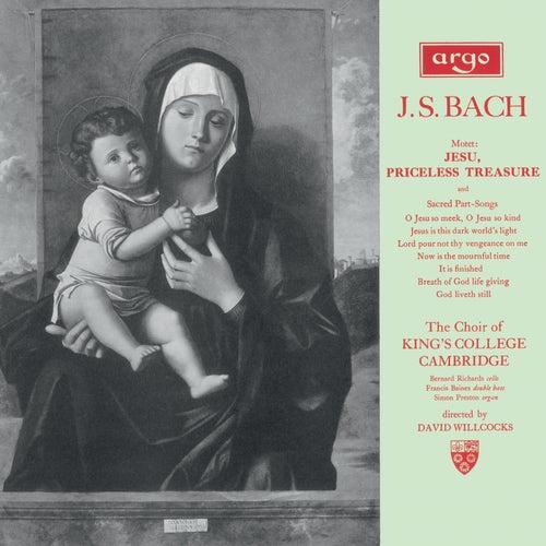 Bach, J.S.: Jesu, Priceless Treasure by Choir of King's College, Cambridge