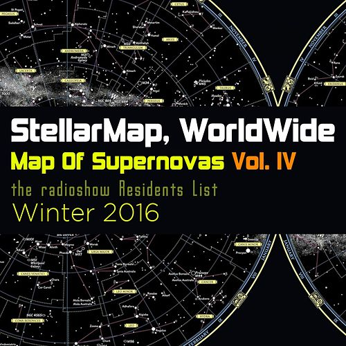 Map of Supernovas, Vol. IV by al l bo