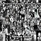 Motown 1960 - 1963 - Various Artists by Various Artists