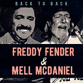 Back to Back: Freddy Fender & Mel Mcdaniel by Various Artists