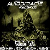 Autodidacte records (ADC 01) by Various Artists