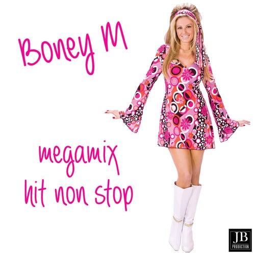 Medley Boney M: Brown Girl in the Ring/River of Babylon/Sunny/Ma Baker/Rasputin/Daddy Cool/Belfast/Gotta Go Home by Disco Fever