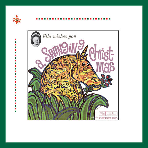 Wishes You A Swinging Christmas by Ella Fitzgerald