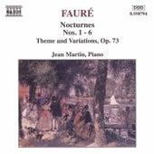 Nocturnes Vol. 1 by Gabriel Faure