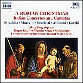 A Roman Christmas: Italian Concertos and Cantatas von Various Artists