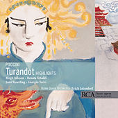 Turandot (Highlights) (RCA) by Giacomo Puccini