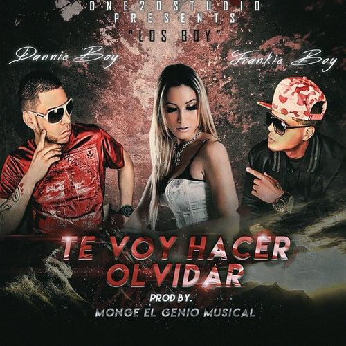 Te Voy Hacer Olvidar by Danny Boy