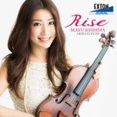 Rise - Faure: Violin Sonata No. 1 etc. - by Akira Eguchi