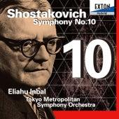 Shostakovich: Symphony No. 10 by Tokyo Metropolitan Symphony Orchestra