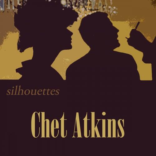 Silhouettes von Chet Atkins