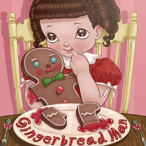 Gingerbread Man by Melanie Martinez
