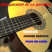 Tres Grandes De La Guitarra (Instrumental) by Various Artists