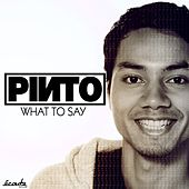 What To Say by Pinto