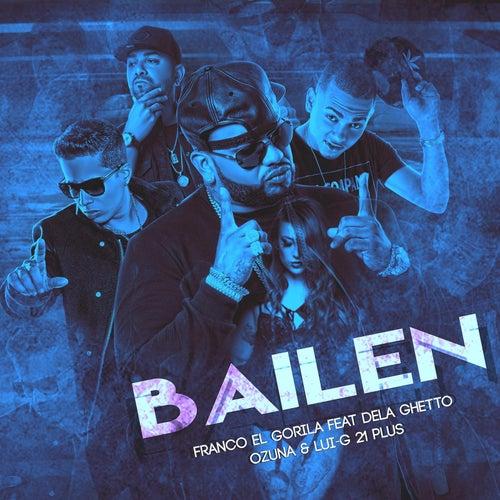 Bailen (feat. Ozuna, Luigi 21 & De La Guetto) by Franco