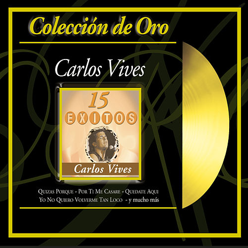 Coleccion de Oro by Carlos Vives