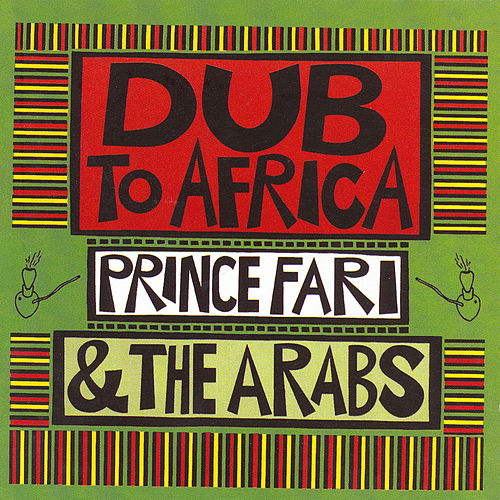 Dub To Africa by Prince Far I
