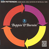 Boppin' & Burnin' by Don Patterson