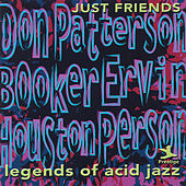 Legends Of Acid Jazz by Don Patterson