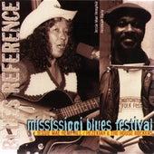 Mississippi Blues Festival by Hezekiah & The House Rockers